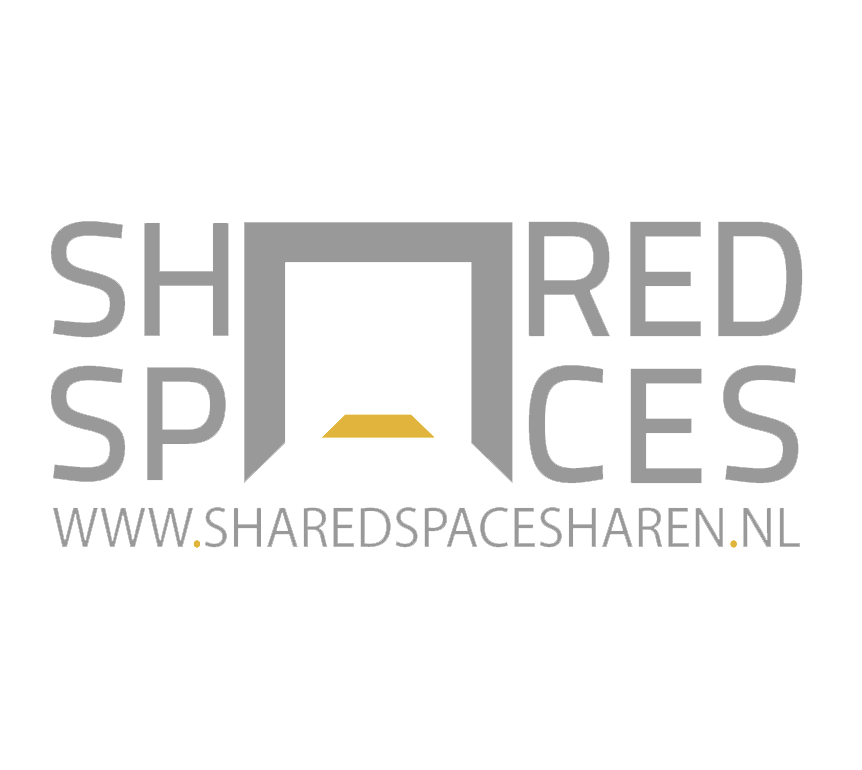 Shared Spaces Haren Logo