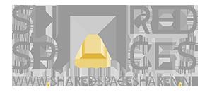 Shared Spaces Haren Logo